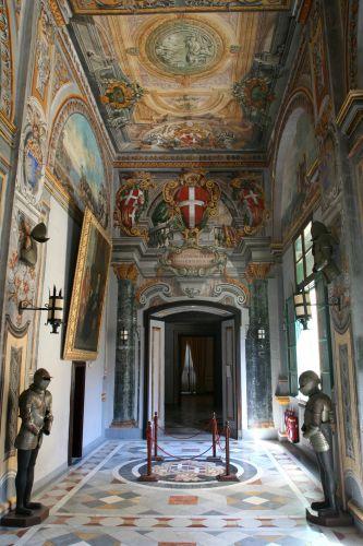 Zdjęcia: Valetta, Malta, Pałac Wielkiego Mistrza, MALTA