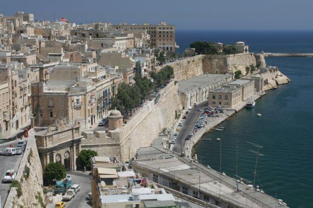 Zdjęcia: Valetta, Malta, East Bank, MALTA