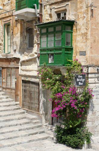 Zdjęcia: Valetta, Malta, Otwieramy wieczorem, MALTA