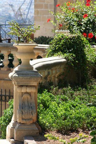 Zdj�cia: Valetta, Malta, Skwer, MALTA