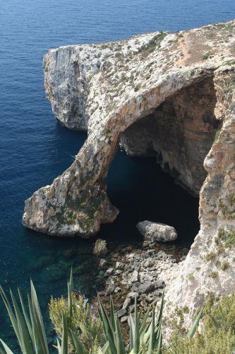 Zdjęcia: Południe Wyspy, Malta, Blue Grotto, MALTA