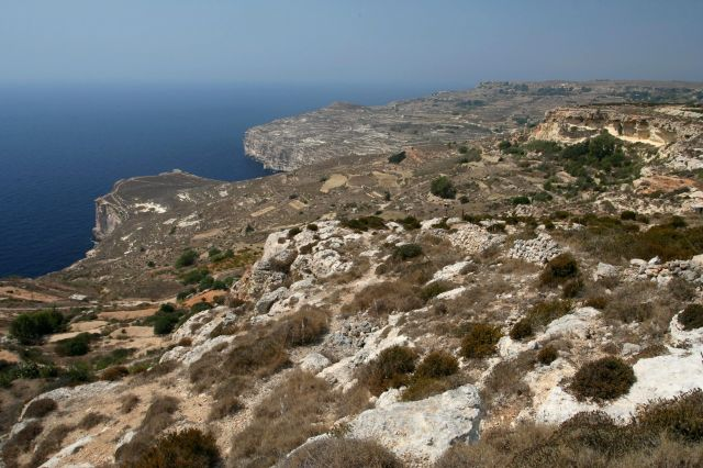Zdjęcia: Dingli, Malta, Dingli Cliffs, MALTA