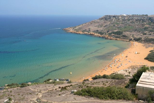 Zdjęcia: Ramla , Gozo, Ramla Bay, MALTA