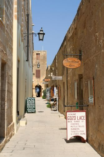 Zdj�cia: Victoria (Rabat), Gozo, Zau�ek, MALTA