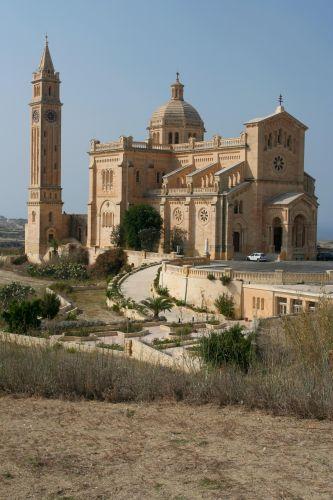 Zdjęcia: Ta'Pinu, Gozo, Ta'Pinu, MALTA