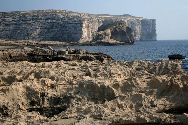 Zdjęcia: Dwejra Point, Gozo, Dwejra Point, MALTA