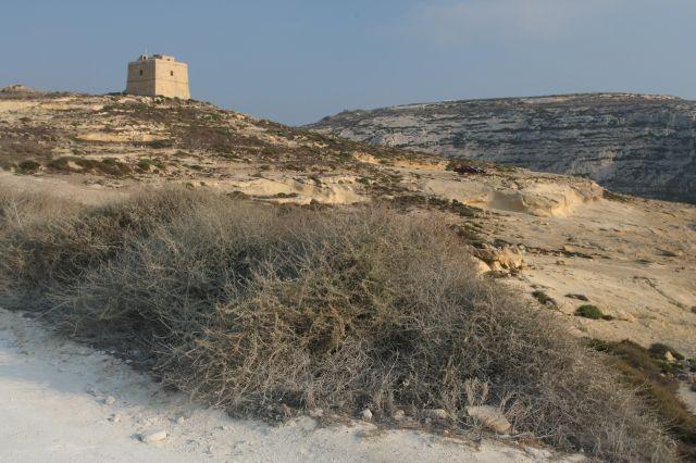 Zdjęcia: Dwejra Point, Gozo, Strażnica, MALTA