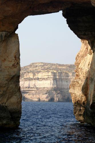 Zdj�cia: Dwejra Point, Gozo, Azure Window, MALTA