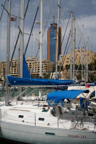 Zdjęcia: Paceville, Malta, Marina Hilton, MALTA