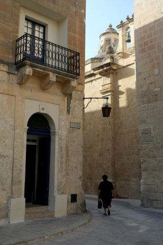 Zdjęcia: Mdina, Malta, Uliczki Mdiny, MALTA