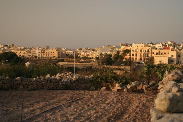 Zdjęcia: Rabat, Malta, Zmierzch nad Rabatem, MALTA