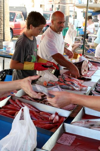 Zdjęcia: Marsaxlokk, Malta, seven pounds please, MALTA