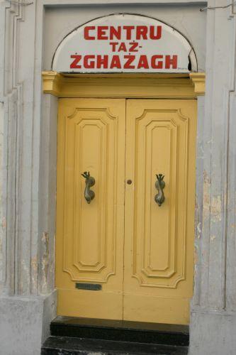 Zdjęcia: Vittoriosa, Malta, Język maltański :-), MALTA
