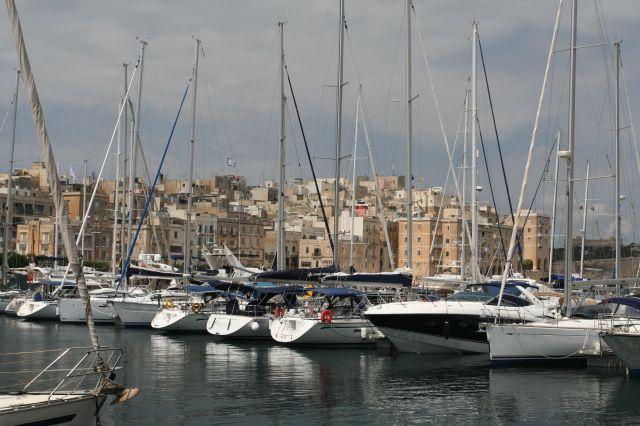 Zdjęcia: Vittoriosa, Malta, Marina, MALTA