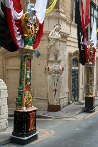 Zdjęcia: Senglea, Malta, Jutro festa , MALTA