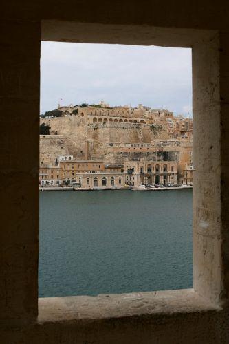 Zdjęcia: Senglea, Malta, Window, MALTA