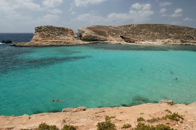 Zdjęcia: Wyspa Comino, Comino, Błękitna Laguna, MALTA