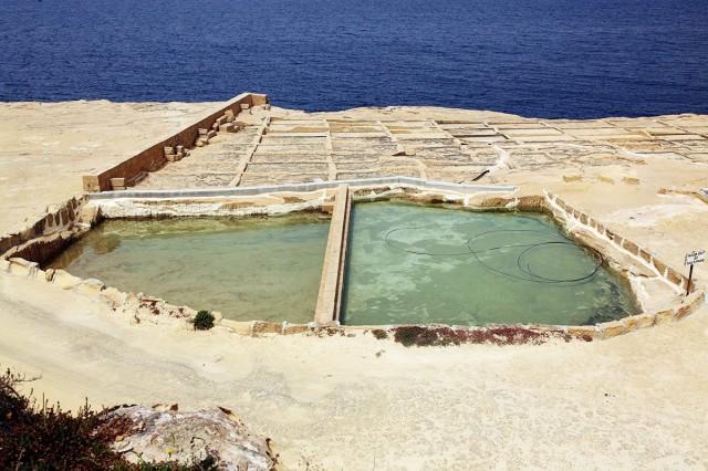 Zdjęcia: Xwejni, Gozo, Saliny, MALTA