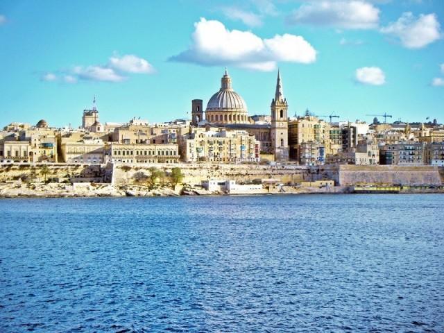 Zdjęcia: Port, La Valetta, La Valetta, MALTA