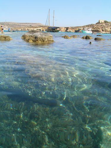 Zdjęcia: comino, comino, błękitna laguna, MALTA