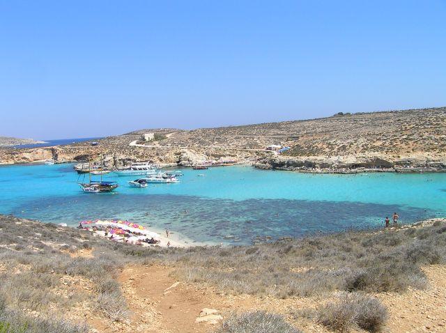 Zdjęcia: comino, comino, blue lagoon2, MALTA