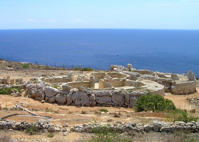 Zdjęcia: Hagar Qim, malta, świątynia, MALTA