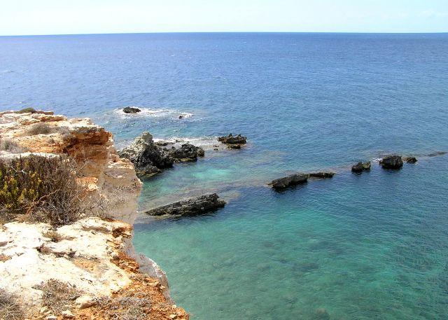 Zdjęcia: pod Hagar Qim, malta, dzikie wybrzeże, MALTA