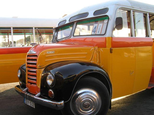 Zdjęcia: stolica, malta, maltańskie autobusy, MALTA