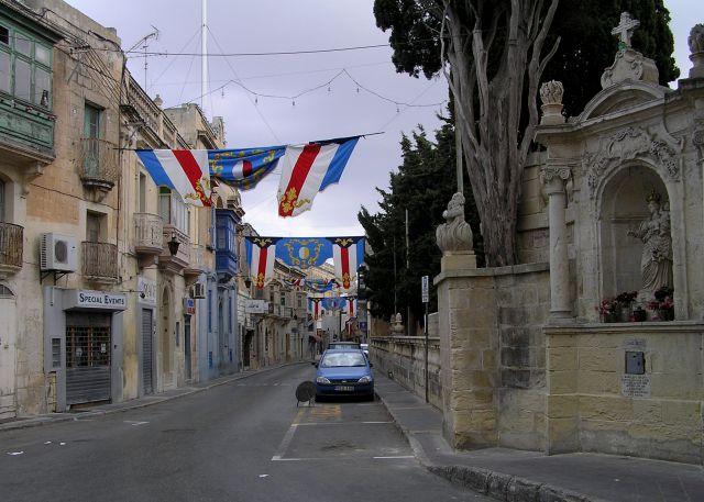 Zdjęcia: Rabat, malta, po fieście.., MALTA