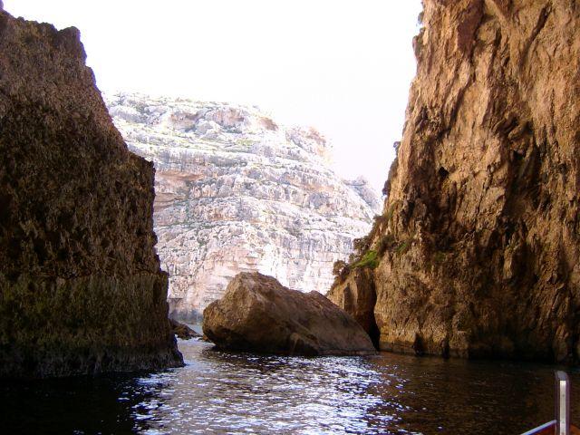 Zdjęcia: wysepka, Południowe wybrzeże, Cliff, MALTA