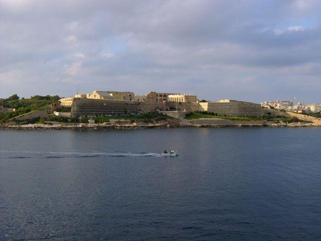 Zdjęcia: La Valetta, Malta, Valetta i słońce, MALTA