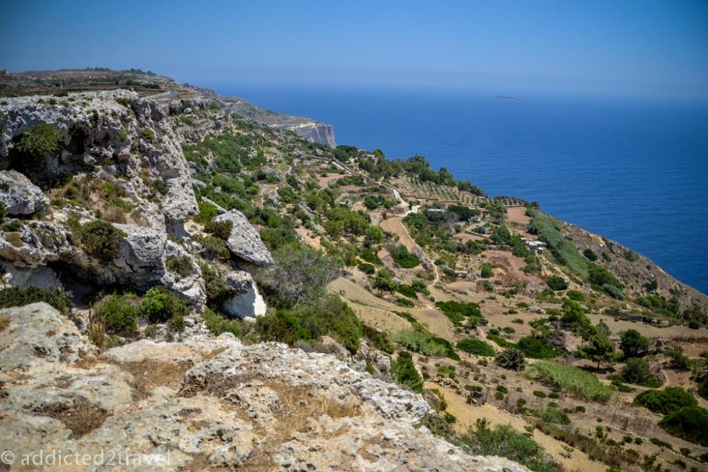 Zdjęcia: Dingli Cliffs, Dingli Cliffs, Dingli Cliffs, MALTA