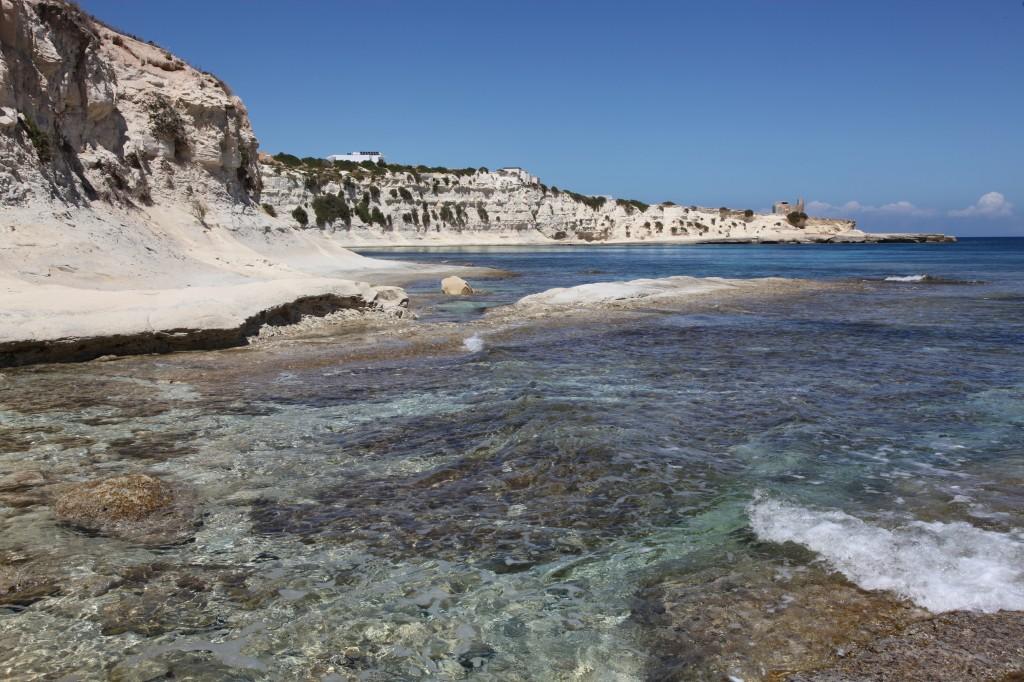 Zdjęcia: Zatoka św. Tomasza, Marsaskala, Plaża, MALTA