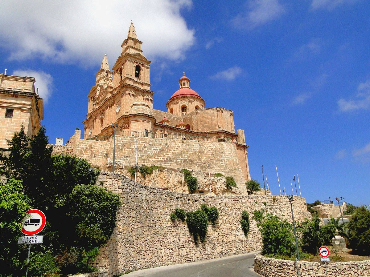 Zdjęcia: Mellieha, Maltańskie wspomnienie (18), MALTA