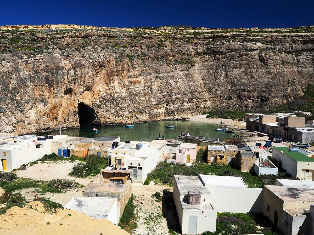Zdjęcia: Gozo, Malta, Wycieczka na Gozo, MALTA