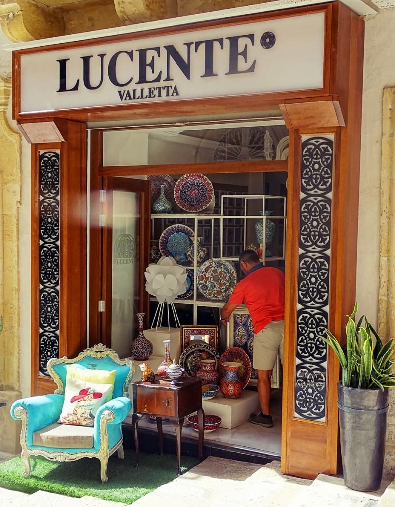 Zdjęcia: Valletta, .........., Lucente, MALTA