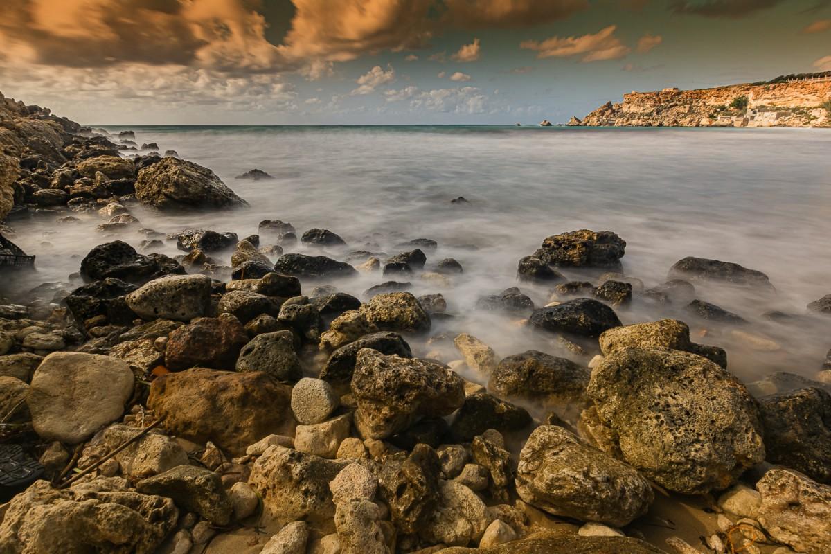 Zdjęcia: Għajn Tuffieħa Bay, ., ., MALTA