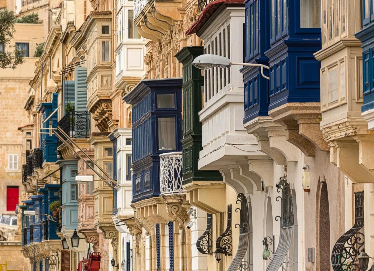 Zdjęcia: Valletta, ., ., MALTA