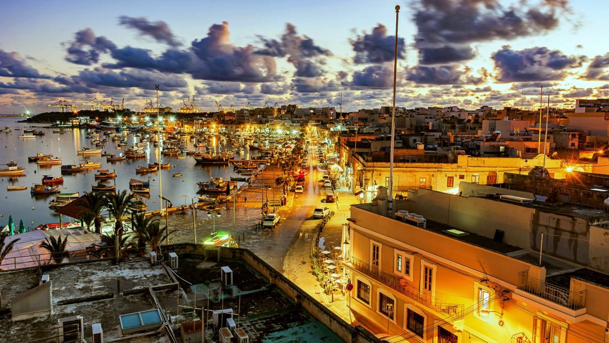 Zdjęcia: Marsaxlokk, ., ., MALTA
