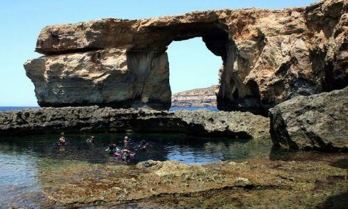 MALTA / - / Gozo / Azure Window