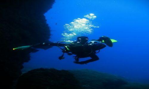MALTA / - / Gozo / Wielki błękit