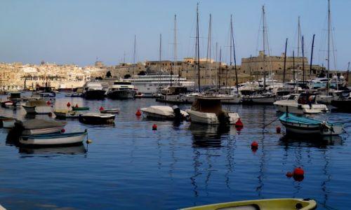 Zdjęcie MALTA / - / Vittoriosa / Malta -Vittoriosa