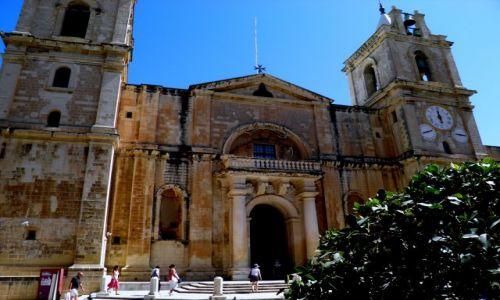 MALTA / Valetta / Katedra sw Jana / Malta