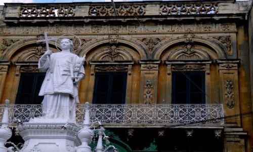 MALTA / - / stolica Malty / Malta-Valletta