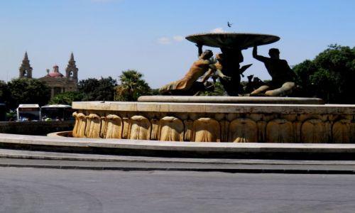MALTA / - / stolica Malty -Valletta / Malta-Valletta