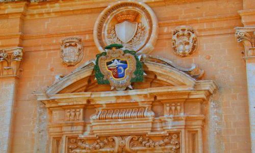 MALTA / - / miasto Mdina / Malta-Mdina