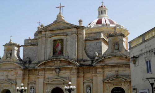 MALTA / - / miasto Rabat / Malta-Rabat