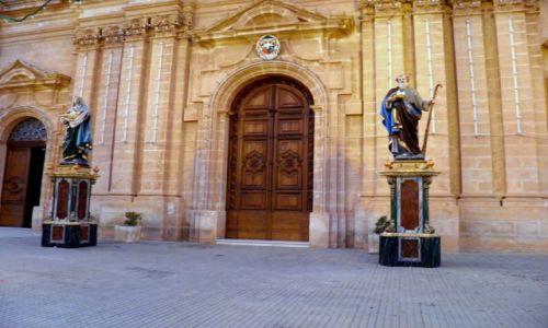 MALTA / Polnocna Malta / Mellieha / Malta-Mellieha
