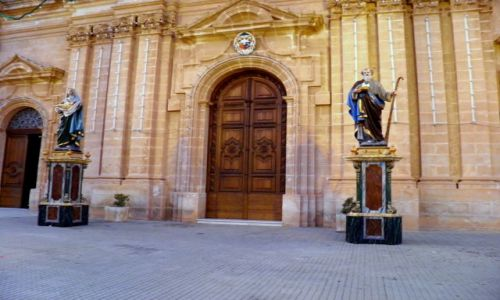 Zdjęcie MALTA / Polnocna Malta / Mellieha / Malta-Mellieha
