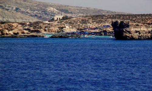 MALTA / - / Wyspa Comino / Malta-Gozo
